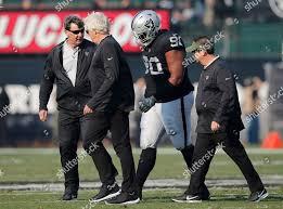 Oakland Raiders defensive tackle Johnathan Hankins 90 Editorial ...
