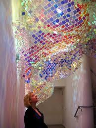 Soo Sunny Park Spencer Topel Transform A Chain Link Fence Into Art Gwarlingo