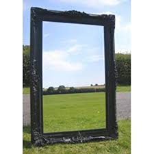 ayers and graces 6ft x 4ft ornate black