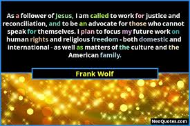 best frank wolf quotes