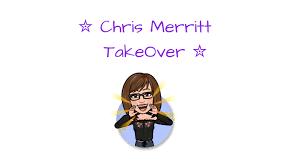 Author Appreciation Chris Merritt @DrCJMerritt #AuthorTakeOver ...