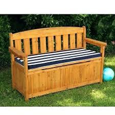 lockable garden storage bench chubina
