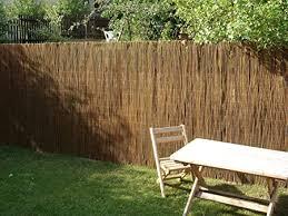 Prestige Wicker Willow Fence Screening Rolls 3 Meters Long 3ft 90cm Amazon Co Uk Garden Outdoors