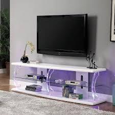 ernst 60 inch tv stand w led lights