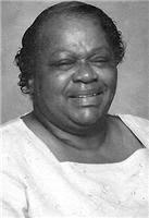Addie Morris Obituary - Sylacauga, Alabama | Legacy.com