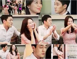 official th so ji sub ♥ shin min ah oh my venus couple
