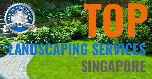 Top Landscaping Services In Singapore