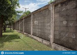 Concrete Texture Wall Board Fence Panels Stock Image Image Of Outdoor Divider 190973589