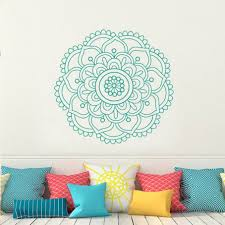 Moroccan Tile Wall Decal Office Application Mural Design Frozen Wood Ideas Vamosrayos