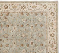 malika persian style rug swatch