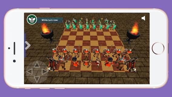 Image result for Chess Battle War 3D 1.14 APK  Features :""