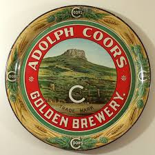 Adolph Coors - Golden Brewery at Breweriana.com
