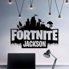Gamer Tag Floss Dance Gaming Theme Personalised Named Childrens Boys Girls Wall Sticker Wall Art Decal Transfer Handmade Products Wall Stickers Konozsigns Com