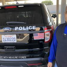 Plan To Outfit Bakersfield Patrol Cars With In God We Trust Decals Will Be Brought To Council News Bakersfield Com