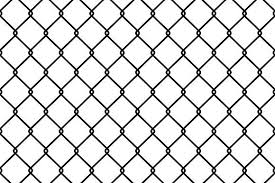 Steel Wire Mesh Seamless Wire Mesh Pencil Illustration Print Patterns