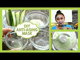 diy homemade anti aging mask you