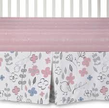 4 piece crib bedding set mazie