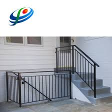 China Aluminum Wrought Iron Steel Balcony And Stair Safety Fence Design China Rail And Security Fence Price