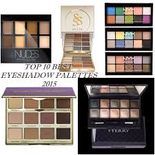 review top 10 best eyeshadow palettes