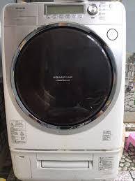 Máy giặt nội địa nhật Toshiba. Tw -3000ve . Sấy block cao cấp.
