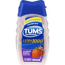 tums antacid ultra strength 1000
