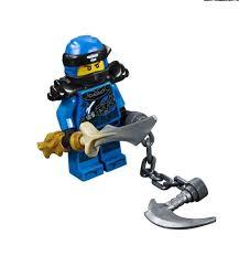 LEGO NINJAGO JAY HUNTED Minifigure AUTHENTIC NEW 70652 #LEGO | Lego ninjago,  Ninjago, Lego ninjago movie