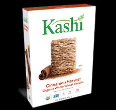 kashi cinnamon harvest whole wheat