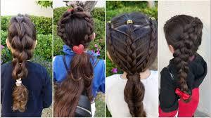 اجمل تسريحات شعر للاطفال للعيد