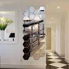 12x 3d Mirror Hexagon Vinyl Removable Wall Sticker Decal Home Decor Art Diy I2 Home Garden Children S Bedroom Boy Decor Decals Stickers Vinyl Art
