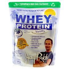 whey protein isolate vanilla flavor