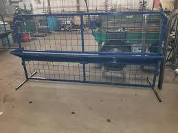 New Fence Line Feeders Designed For Palmyra Livestock Market Facebook