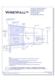 Cad Drawings Of Chain Link Fences And Gates Caddetails