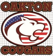 Oakton Cougars Vinyl Decal Stars Stripes Edition The Dress Code