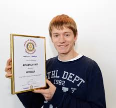 Pride of Somerset Youth Awards - ambassador for the arts Adam Evans |  Somerset County Gazette