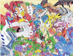 legendary pokemon wallpapers viewing