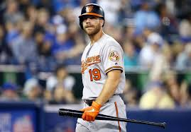 Chris Davis Of Orioles Thought About Retiring But Will Try Once ...