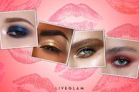 best eyeshadow ideas to match with red