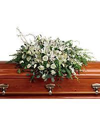 grandest glory casket spray in decorah