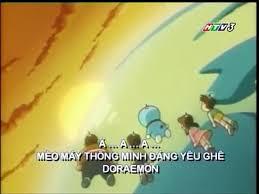 Doremon Tiếng Việt HTV3 Tập 105 Con Voi Biến Hình Kẹo Cao Su Biến ...