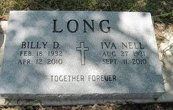 Iva Nell Carnley Long (1931-2010) - Find A Grave Memorial