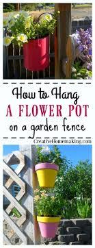 3 Diy Hanging Flower Pot Ideas Creative Homemaking