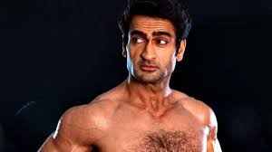 Kumail Nanjiani gets super buff for ...