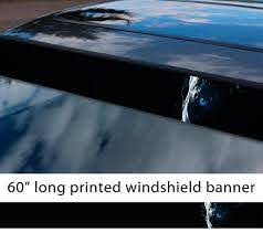 Buy 60 White Walker Night King Eye Winter John Snow Thrones Got Sun Strip Printed Windshield Car Vinyl Sticker Decal