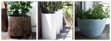 outdoor pots and planters a guide
