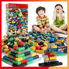 Bộ Đồ Chơi Xếp Hình Lego 1000pcs