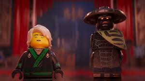 The Lego Ninjago Movie Feels Like It Was Put Together The Wrong ...
