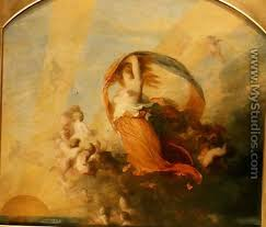 Aurora by George Frederick Watts - MyStudios.com