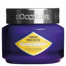 l occitane immortelle precious cream