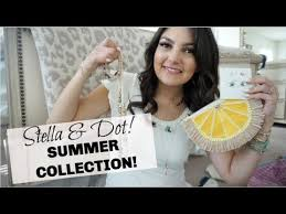 stella dot new summer collection
