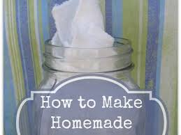 greener homemade disinfecting wipes